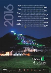Nuovo calendario 2016 disponibile da oggi